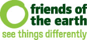 Logo for Friends of the Earth