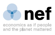 Logo for the New Economics Foundation