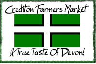 Logo for the Crediton Farmers' Market