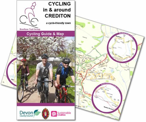 Cycling Leaflet