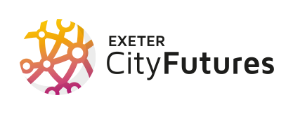 Logo for Exeter City Futures
